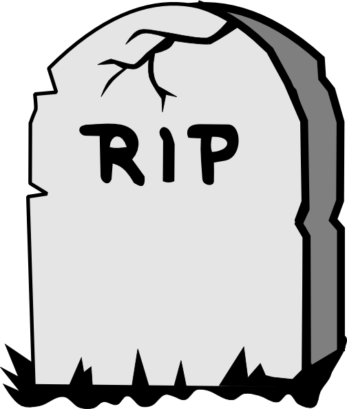 clip transparent library Tombstone Drawings Free
