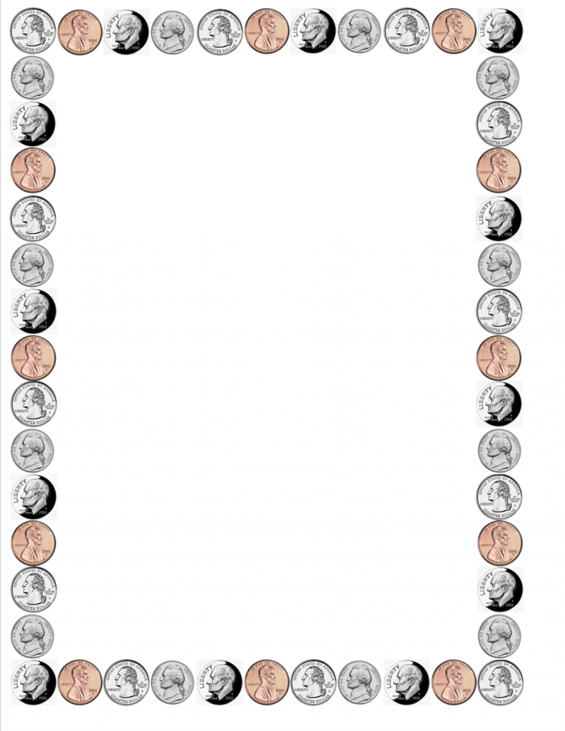 clip art library stock Download free png dlpng. Coin border clipart