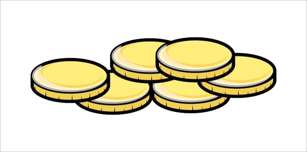 png transparent library Cartoon Gold coin Clip art