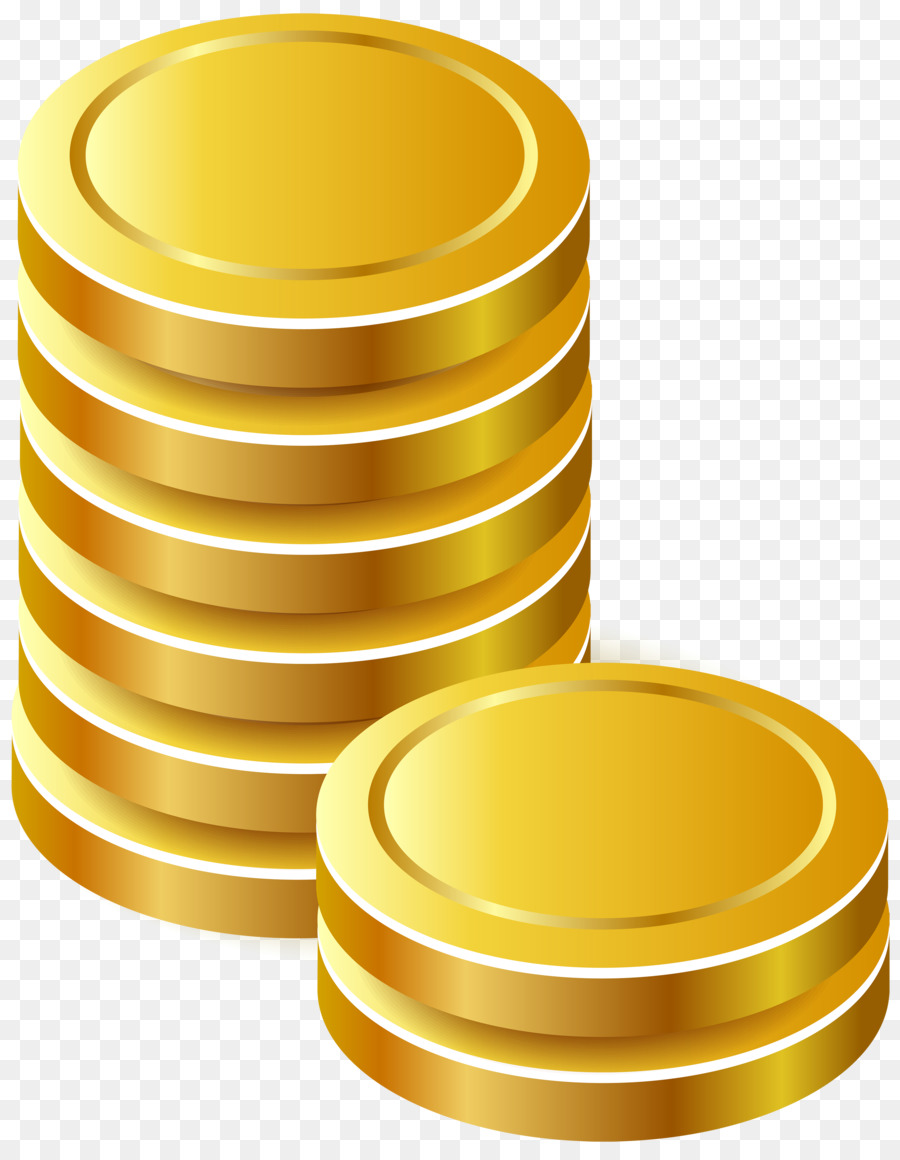 banner stock Gold Coin clipart