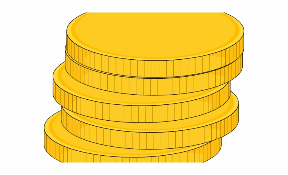 image download Coin clipart. Gold piece stack of
