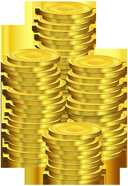 jpg transparent stock Png clip art best. Coins clipart.