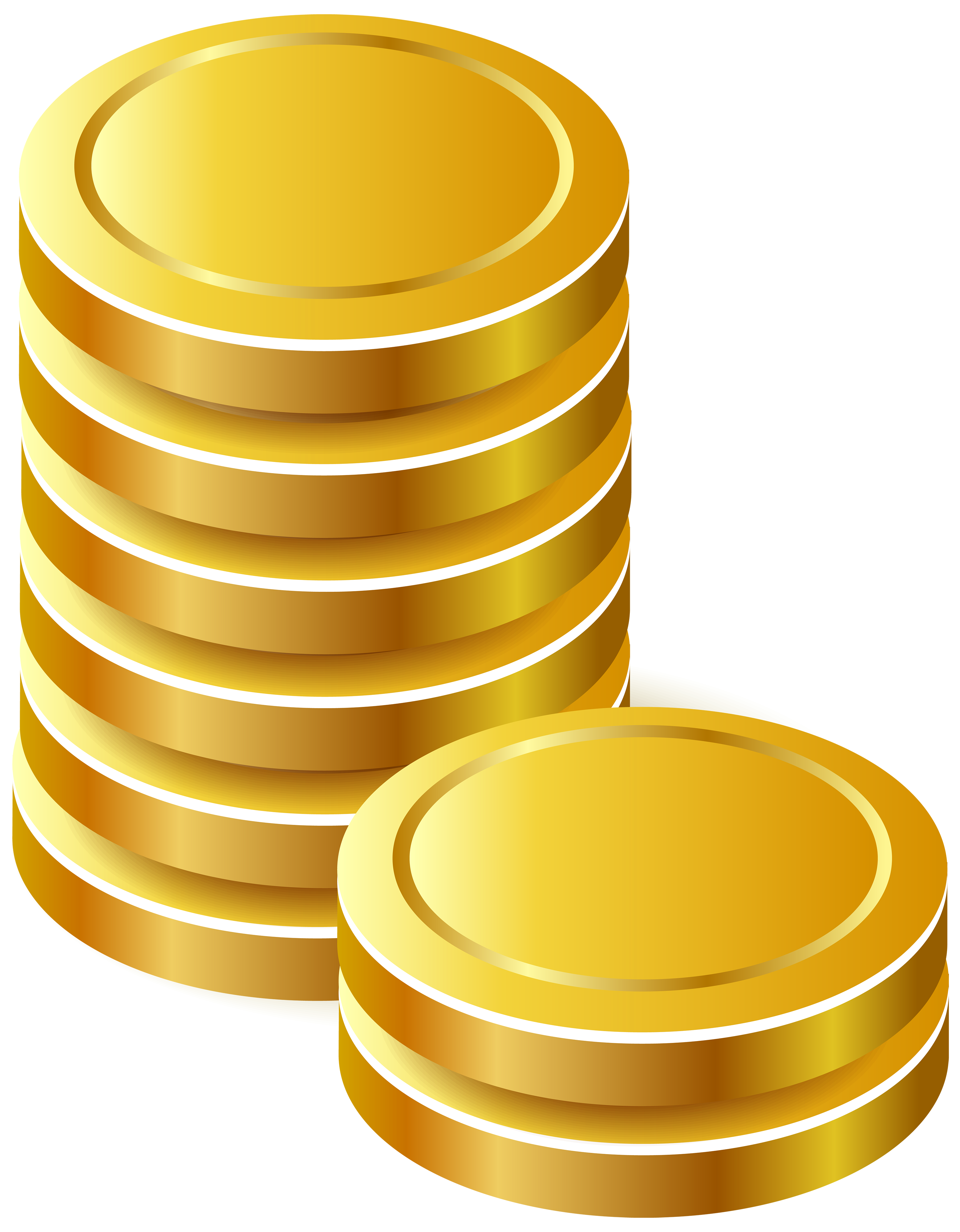 image library Gold png best web. Coins clipart.