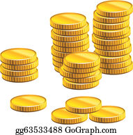 banner library download Clip art royalty free. Coins clipart.