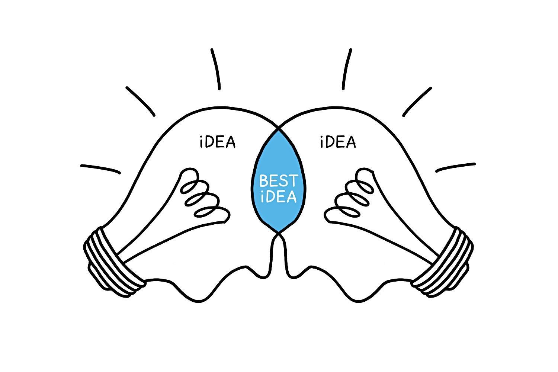 svg royalty free download Collaboration drawing. Togetherness mindset agile lounge
