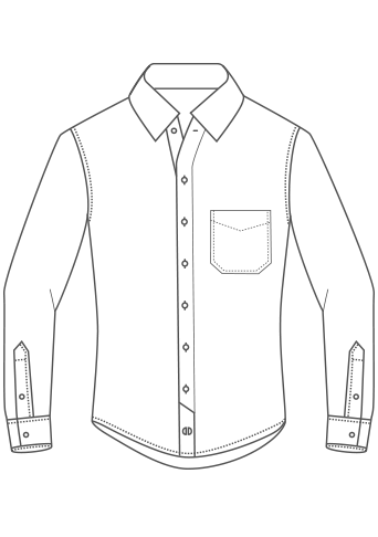 clip art library sweatshirt drawing clothes #116136041
