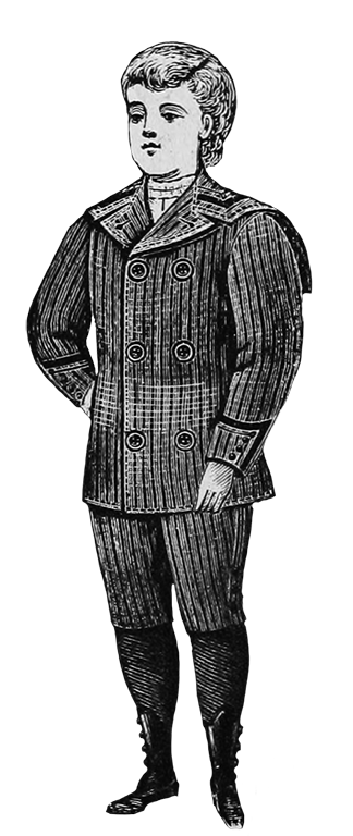 png free Clip Art of Victorian Clothing