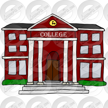 vector free download College clipart. Picture for classroom therapy.