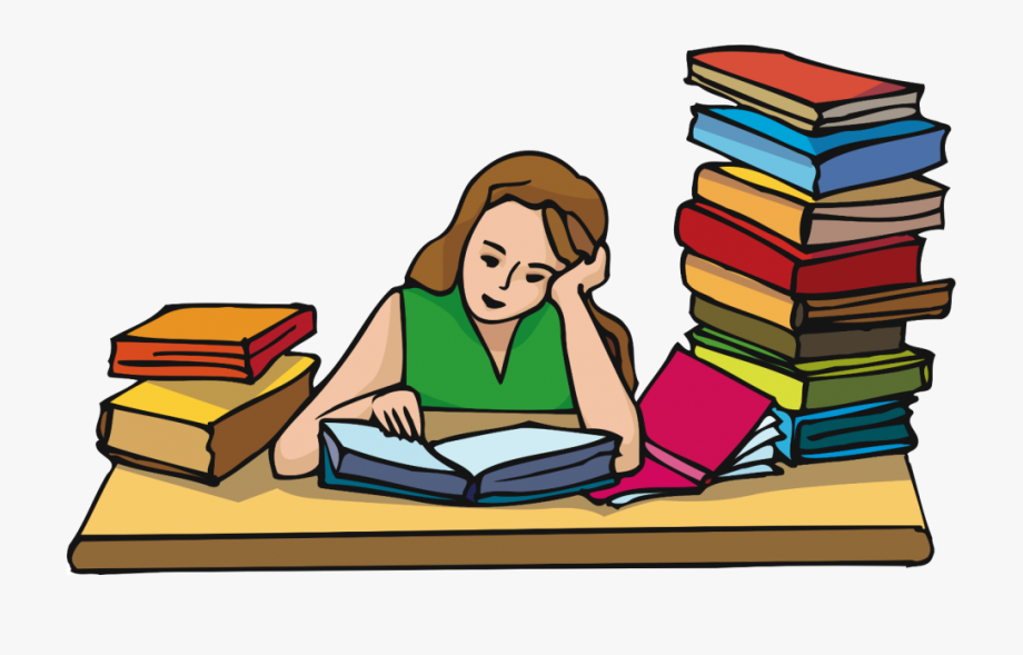 clip art free library Student free cliparts on. Students studying clipart
