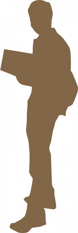 picture free College students clipart. Student silhouette panda free.