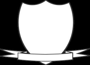 banner library library Shield Ribbon Clip Art at Clker
