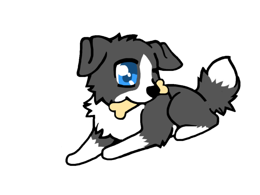picture transparent collie drawing cute #110901623