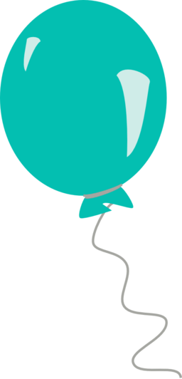 clip transparent stock Color clipart turquoise. Red balloon wheel of