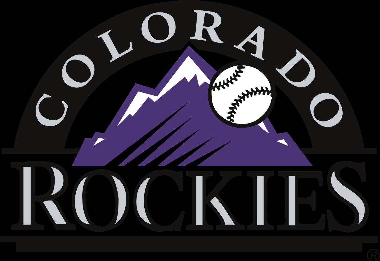 image free Colorado Rockies Logo Clipart