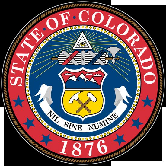 banner Colorado State Information