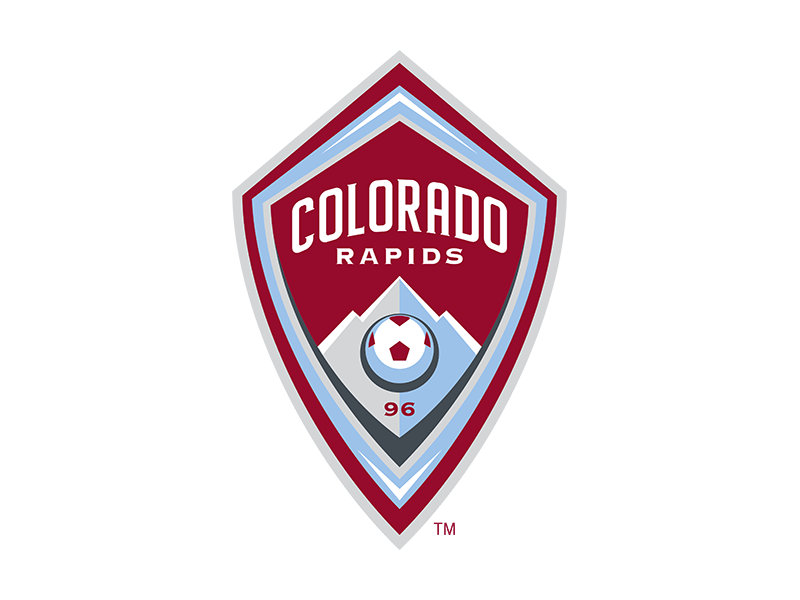vector library Colorado Rapids Logo PNG Transparent