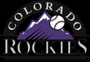 svg transparent Colorado Rockies Logo Vector