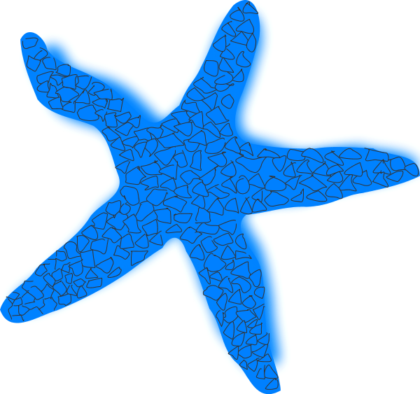 royalty free library starfish clipart blue starfish clip art clipart panda free clipart