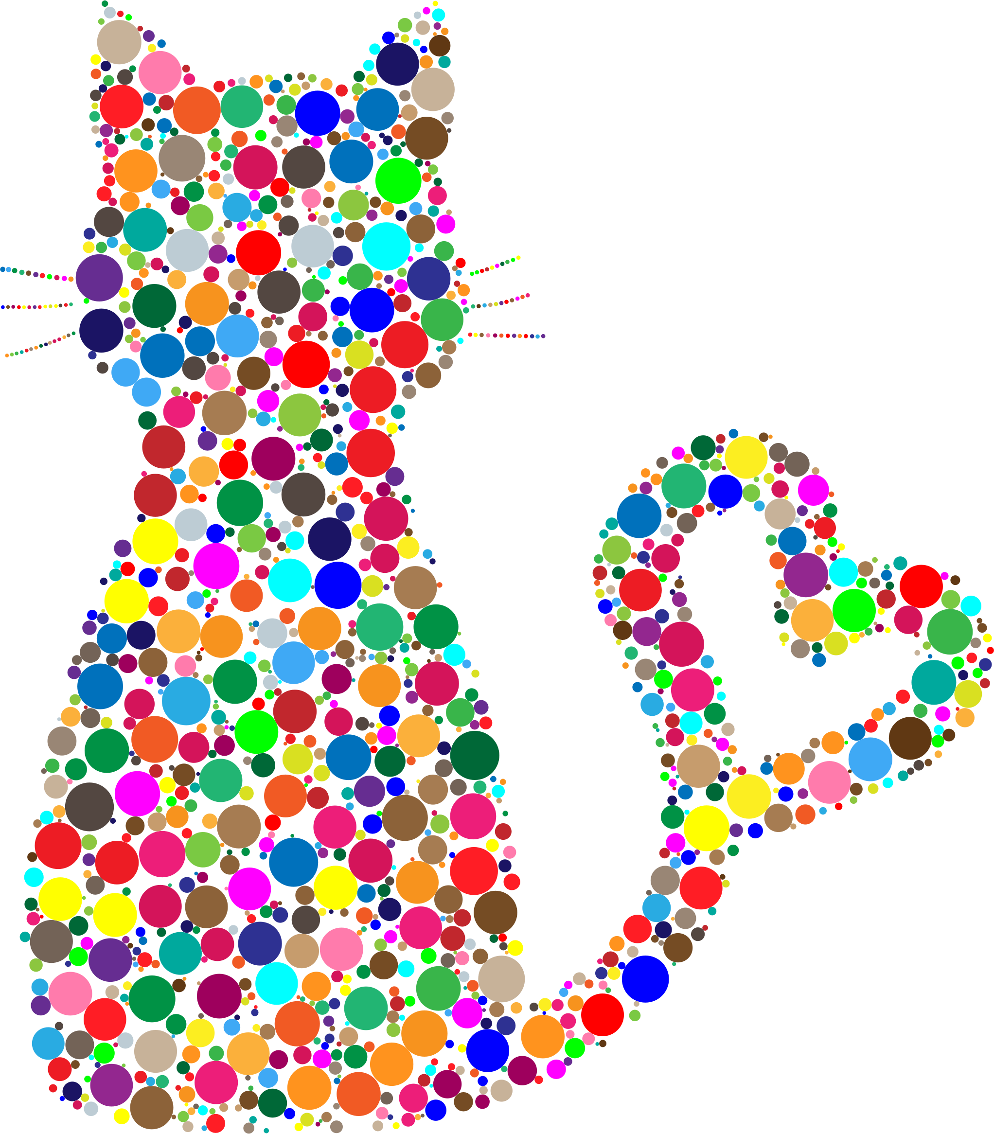 banner  collection of high. Colorful clipart.