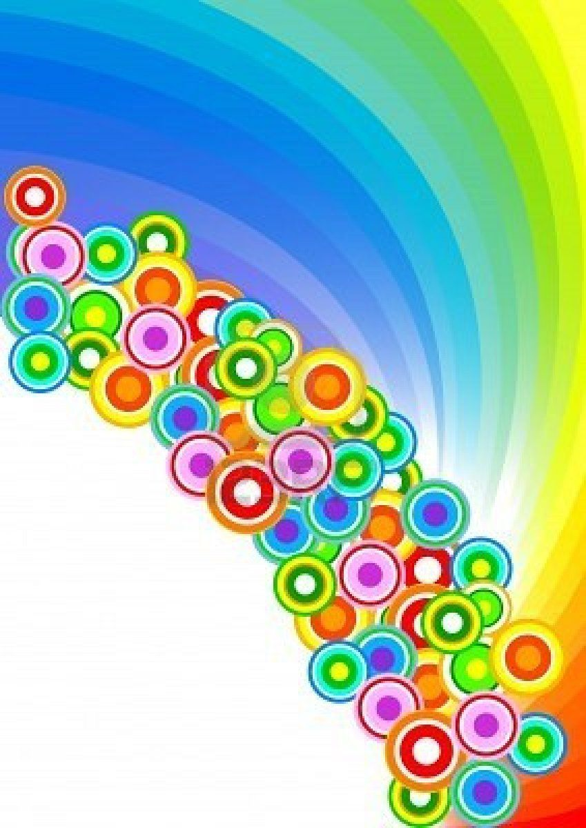 picture royalty free download Colorful clipart. Vector background clip art.