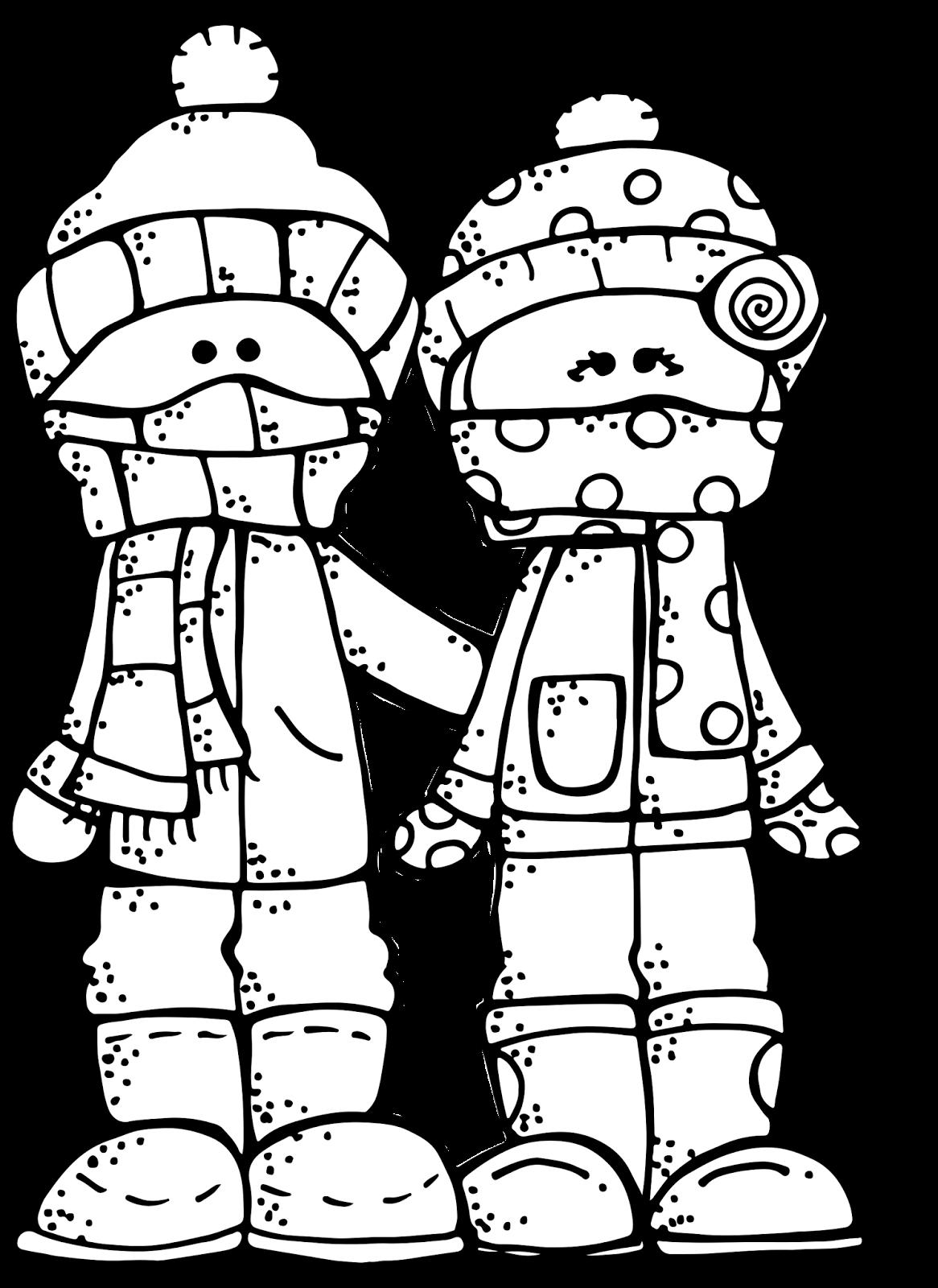 image freeuse download Year clipart winter. Melonheadz lds illustrating freebie
