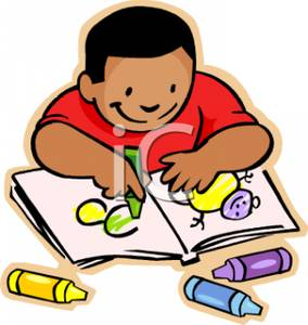 clipart download Coloring clipart. Clip art for kids