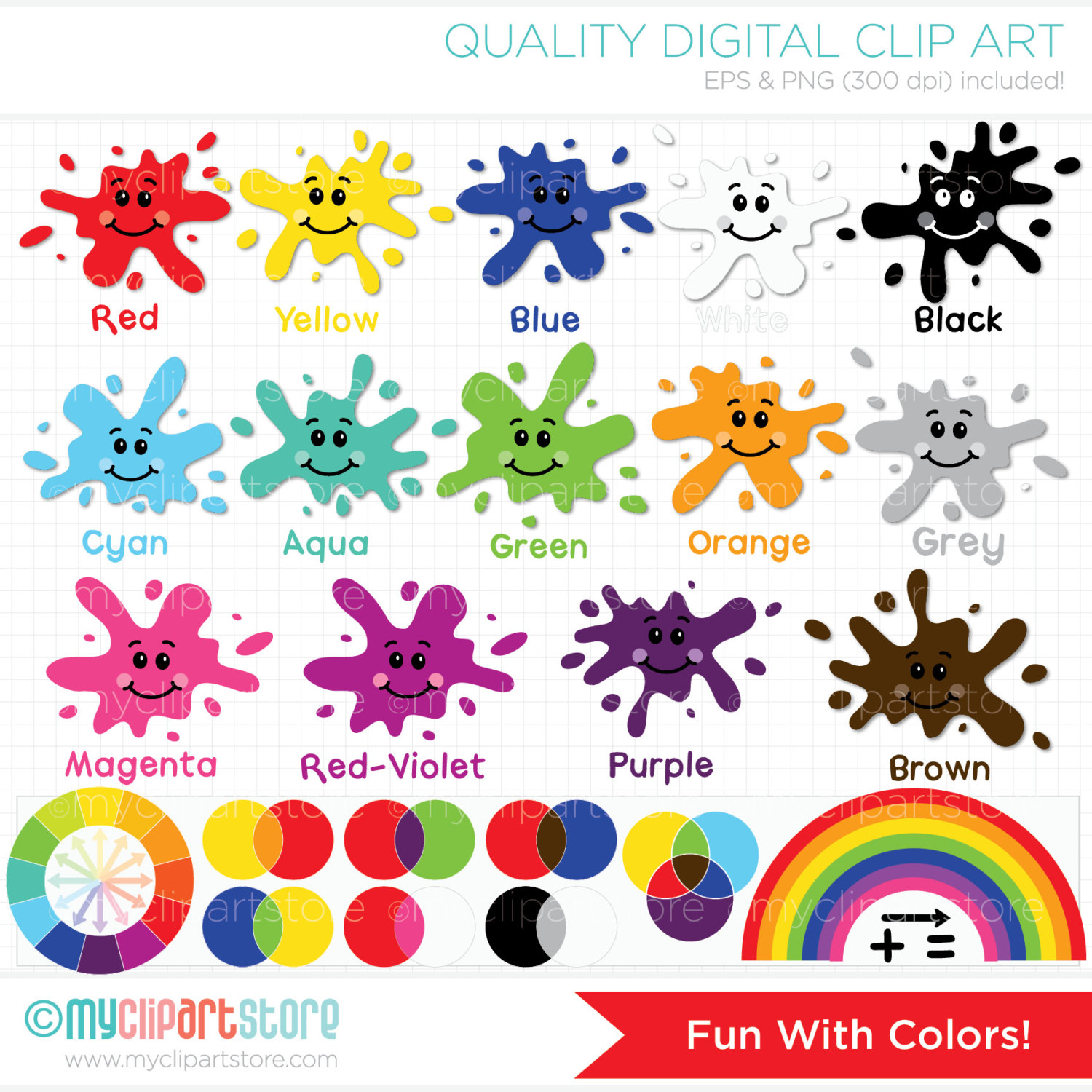 svg free library Colors clipart. Free paint color cliparts