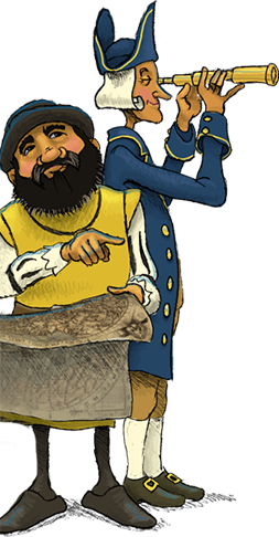clipart freeuse Time periods ages of. Christopher columbus clipart man european.