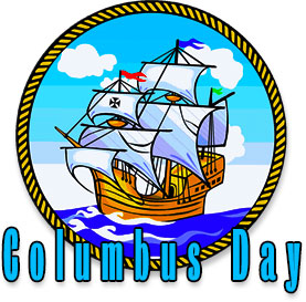 image royalty free stock Free . Columbus clipart columbus day.
