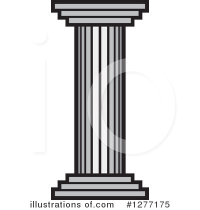 vector library Column clipart. Illustration by lal perera.