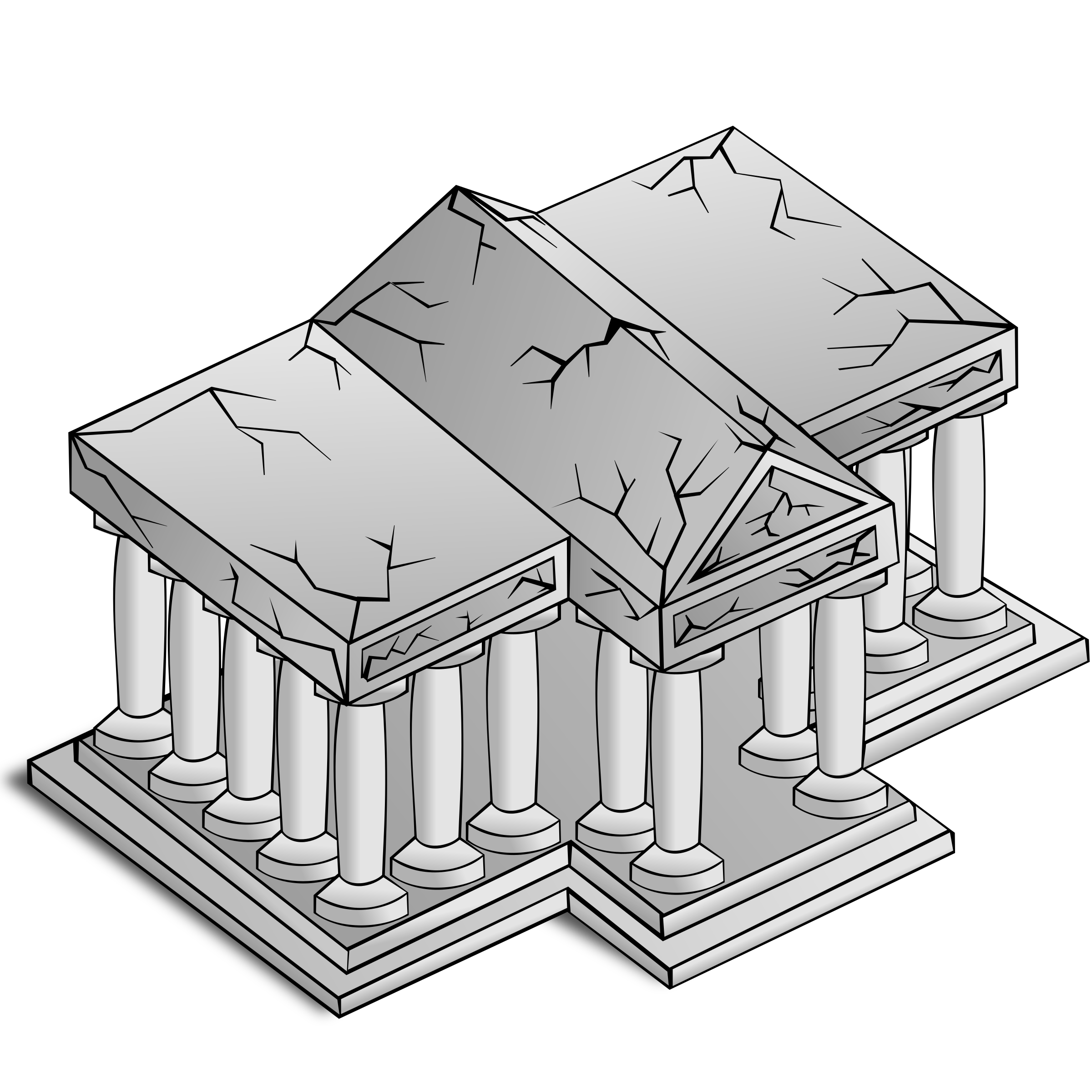 svg free Greek columns at getdrawings. Library clipart drawing.