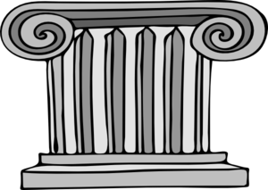 clip stock Column clipart marble column. Pillar clip art at