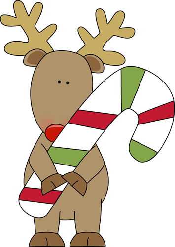 picture library download Com clipart imaginary. Santa clauss reindeer form