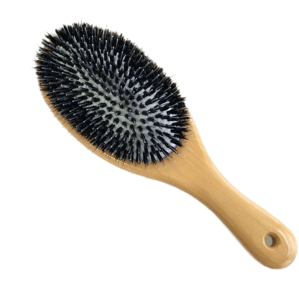 clipart library download Hairbrush clipart round brush. Hair and comb transparent