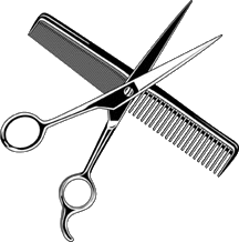 png Hairbrush clipart suklay. Combs group scissor and