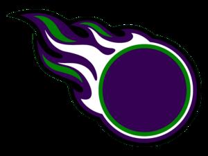 clip art royalty free Comets cut purple free. Comet clipart