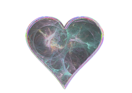 png transparent download Galaxy Heart Clip Art