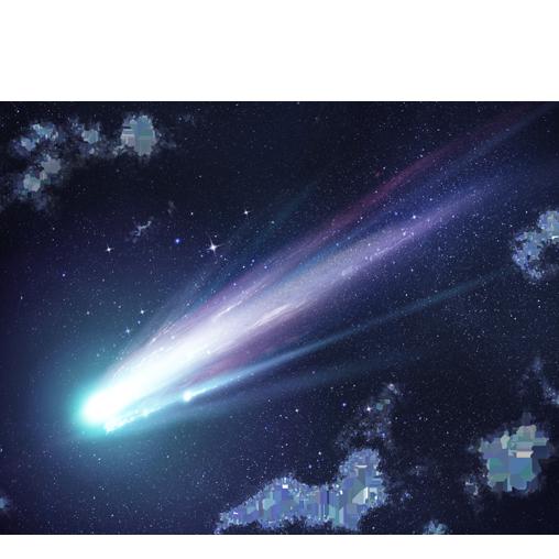 clipart transparent stock Comet PNG HD