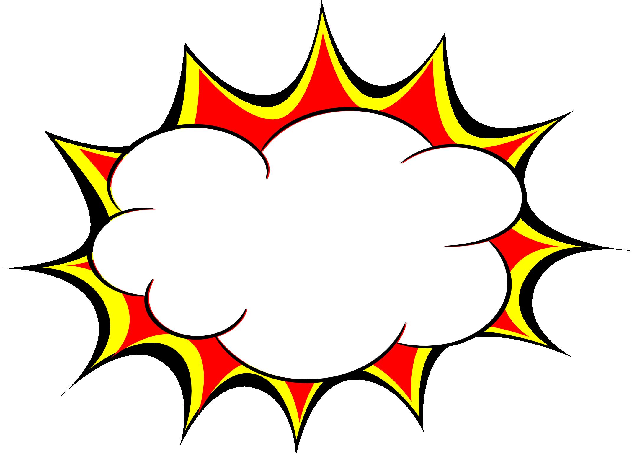 clip art library library vector bubble explosion #107499209