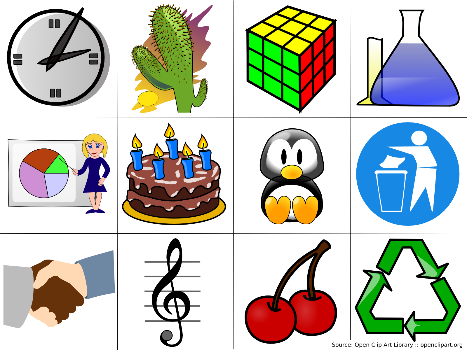 image free download library computer clipart #61529505