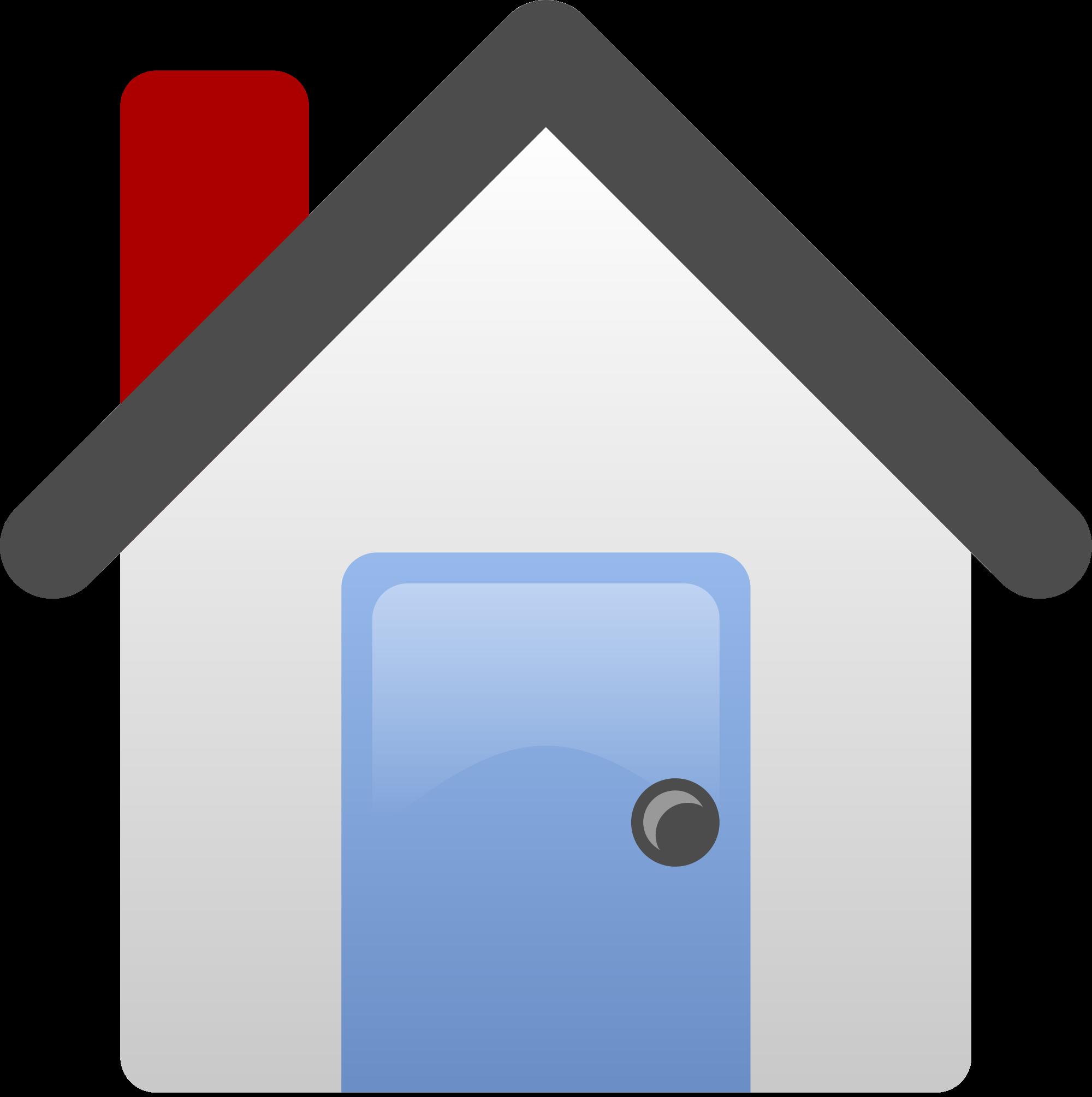clip transparent stock home clip svg #97836905