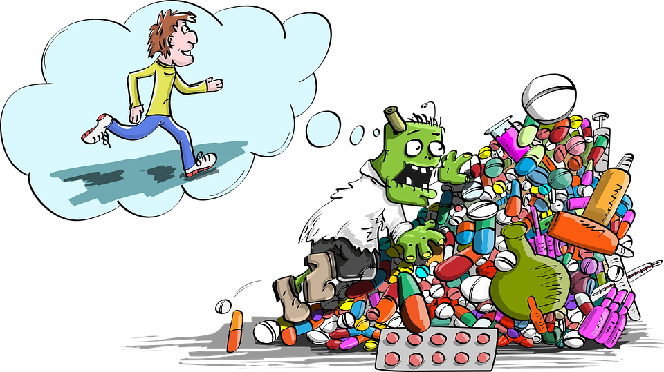 image freeuse Zombie creative free on. Commons clipart.