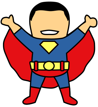 clip art transparent stock File superman svg wikimedia. Commons clipart