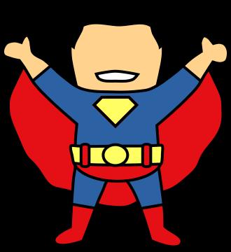 clip art transparent stock File superman svg wikimedia. Commons clipart.
