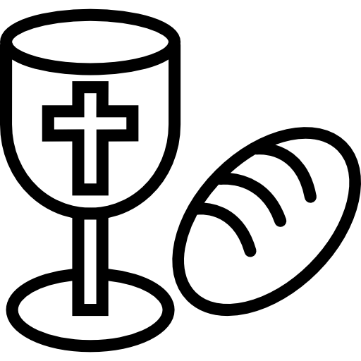 png library download Chalice religion bread christianity. Communion clipart black and white