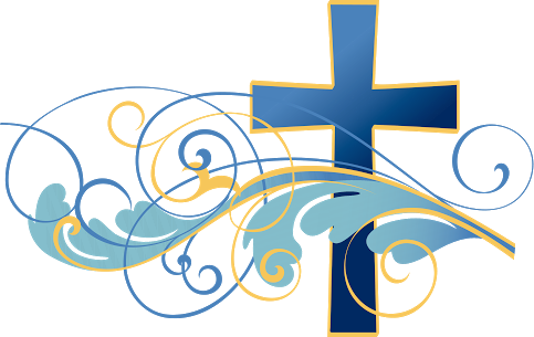 graphic transparent library full immersion baptism clipart