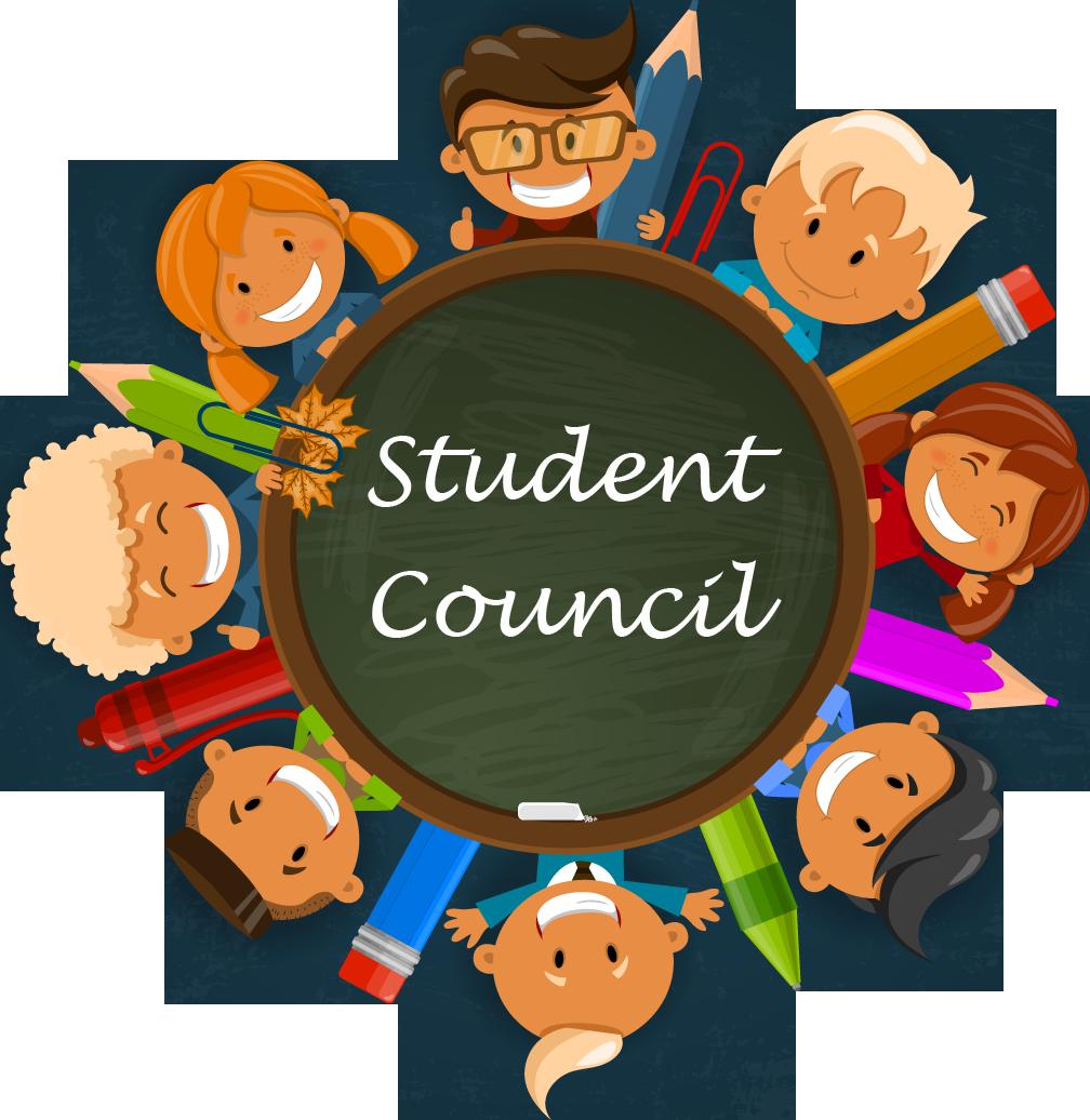 graphic transparent stock Student Council