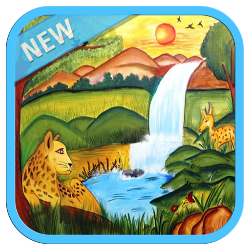 banner free stock Drawing Scenery Latest version apk