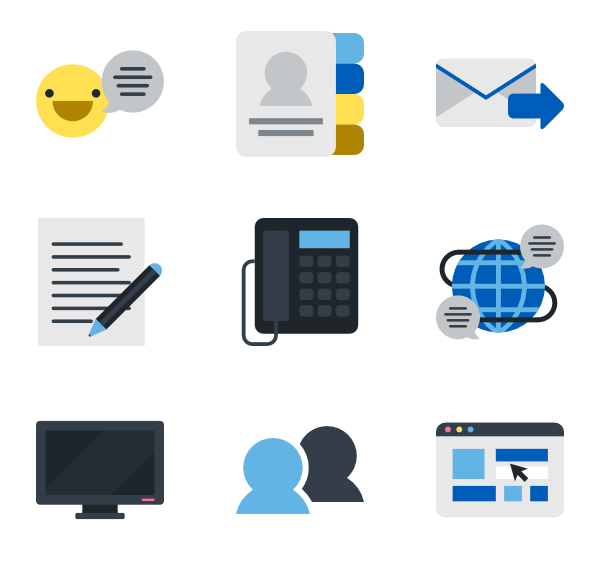 vector transparent download Community Icons
