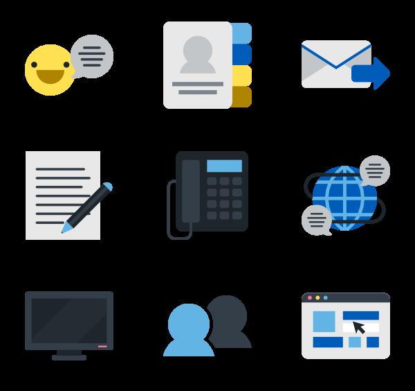 clip stock Community Icons